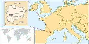 Localizare Andorra
