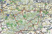 Harta Rutiera Elvetia